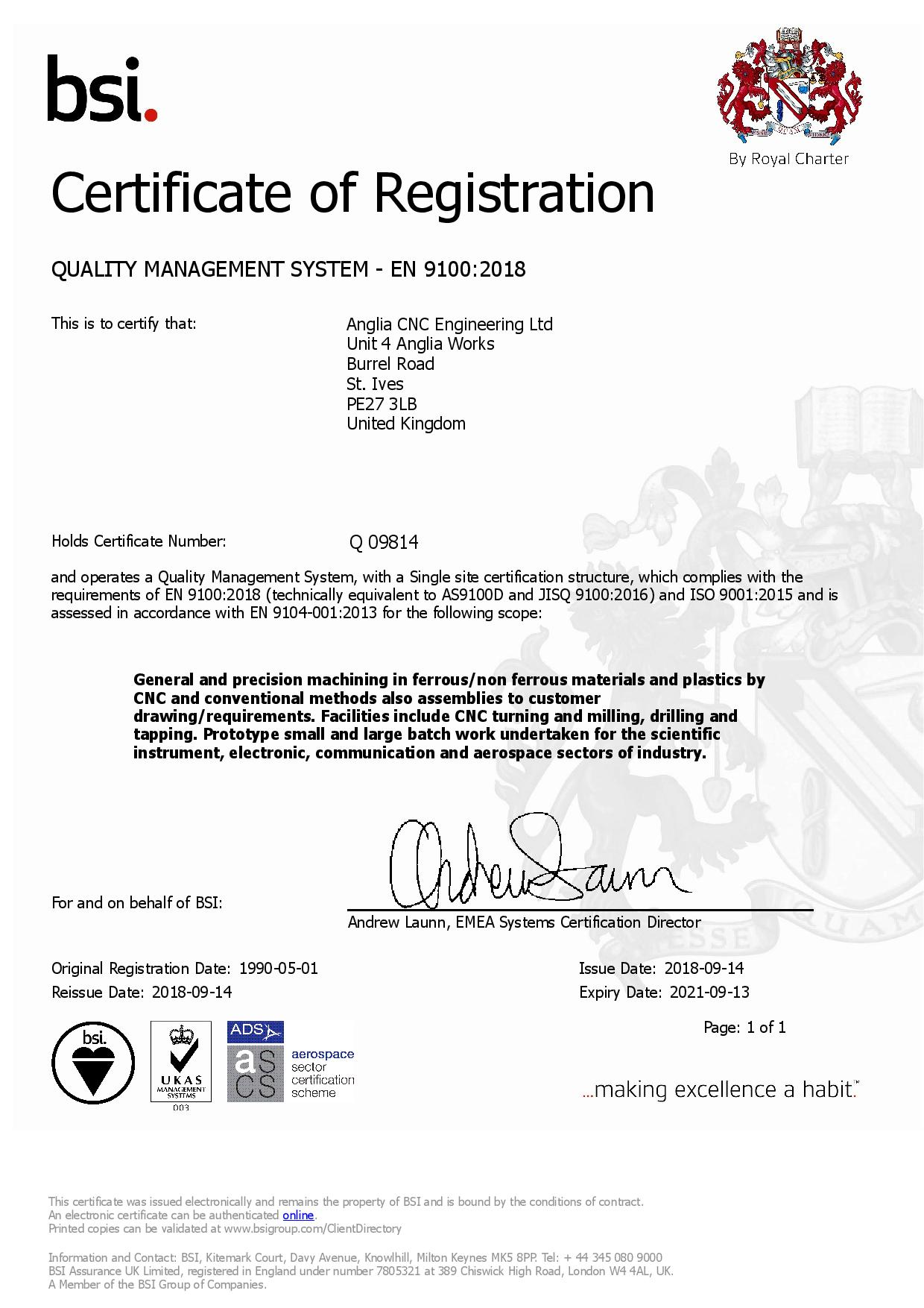 BSI Certificate -page-001